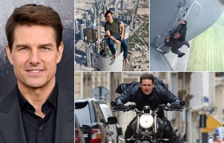 Tom Cruise- legendárny hollywoodsky herec, ktorý vraj funguje na 1200 kcal denne